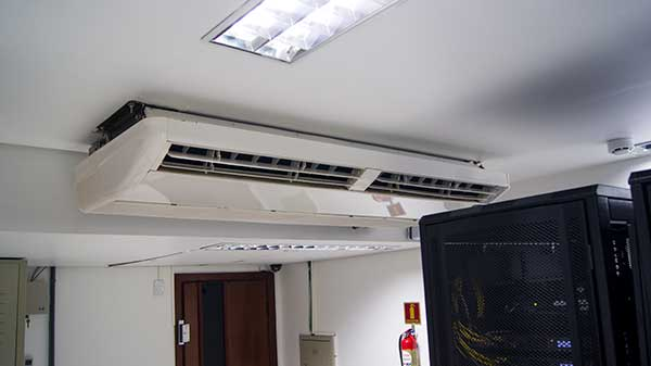 Ar Condicionado Datacenter Convex