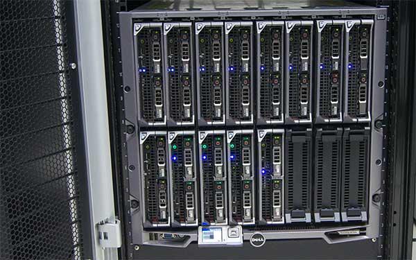 Blade Convex Datacenter