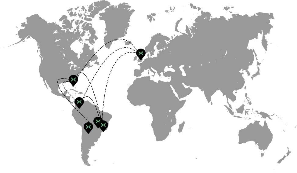 Mapa Localidades Convex