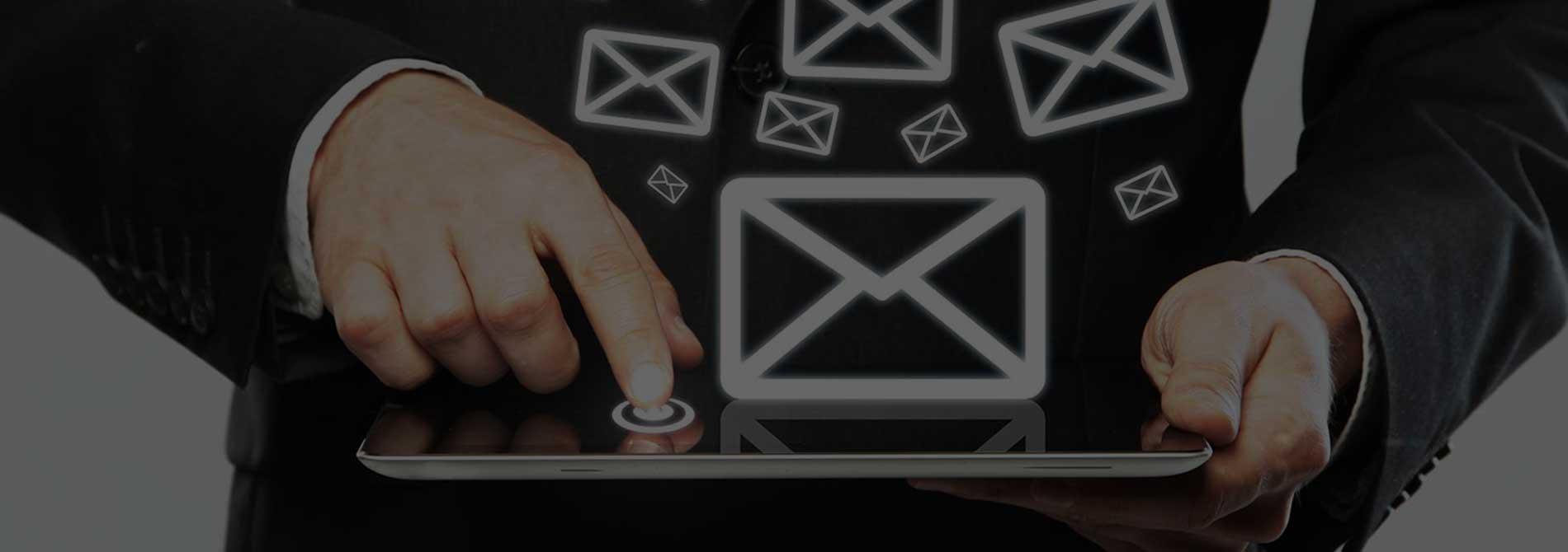 Banner Mail Marketing Convex