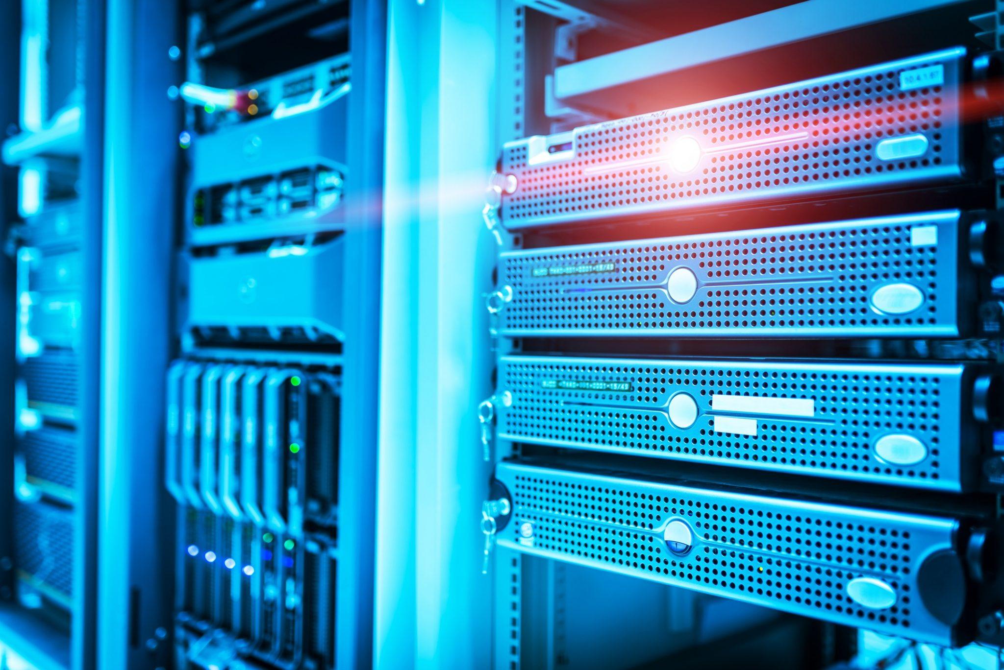 E se cair a energia? O Datacenter continua funcionando?