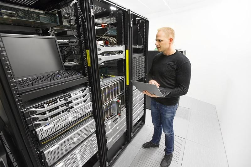 Conheça as vantagens de trabalhar com um data center com tecnologia VMware